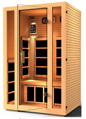Best indoor infrared sauna kits review -SaunaReviewer.com