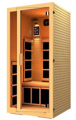 best far infrared sauna reviews why you need hot sales. Black Bedroom Furniture Sets. Home Design Ideas