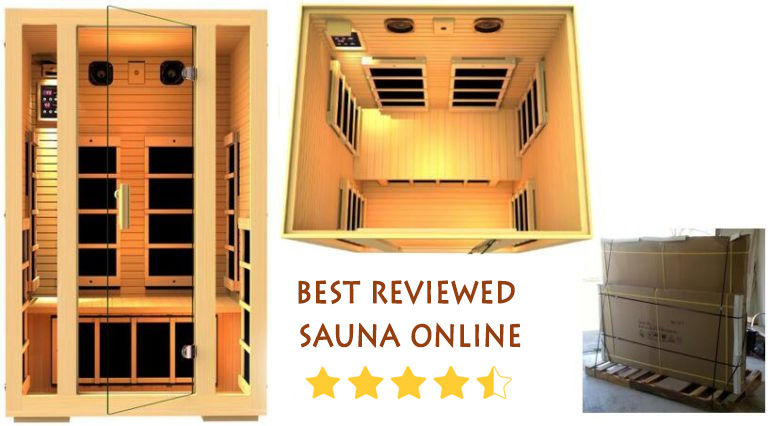 A Review Of The Jnh Lifestyles 2 Person Sauna Best Sauna